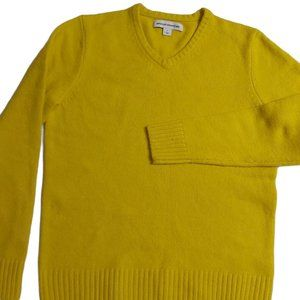 *3/$55*  Long-Sleeve Soft V-Neck Sweater w/ defect